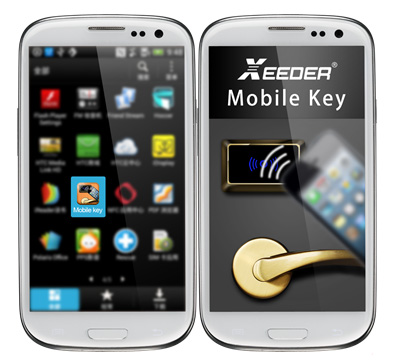 NFC Xeeder Mobile Key